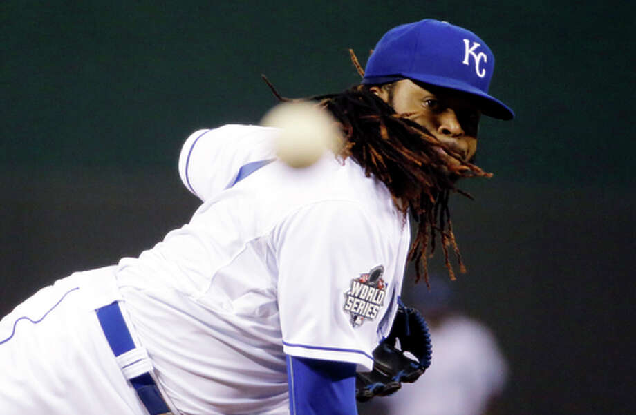 Cueto led the National League with 242 strikeouts in 2014. Photo: David Goldman / David Goldman / Associated Press / AP