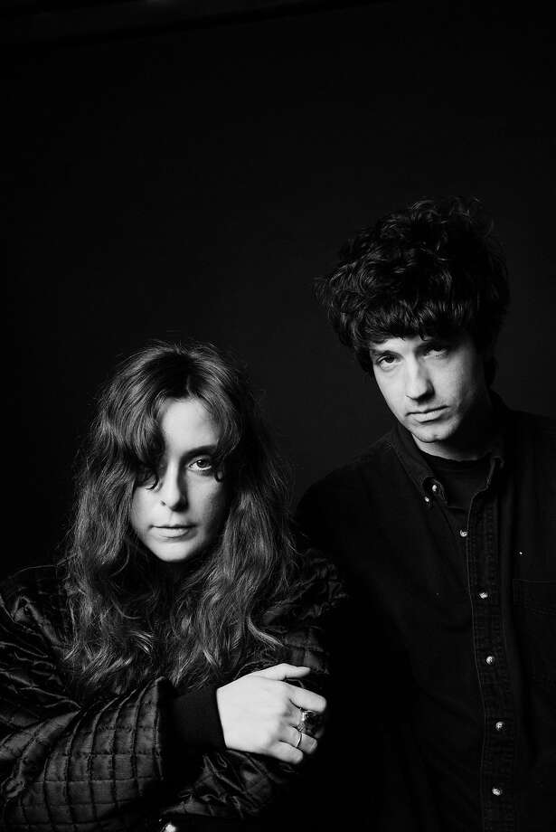 Beach House is playing three shows the weekend of Dec. 18 at The Filmore in San Francisco. Photo: Shawn Brackbill