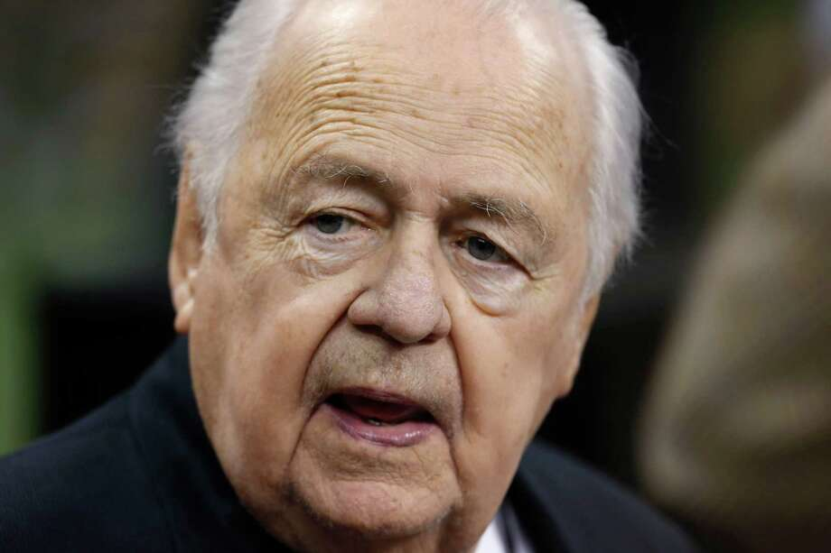 Tom Benson wants a neutral trustee appointed to oversee a trust that is at the center of a family dispute. Photo: Jonathan Bachman /Associated Press / FR170615 AP