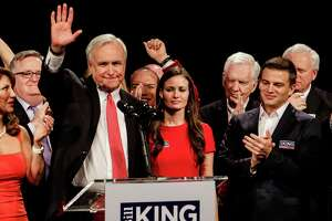 Bill King came within 4,100 votes of defeating Sylvester Turner and ending a decades-long Democratic stranglehold on the major's post.
