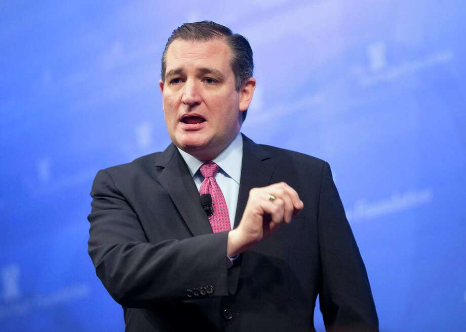 "FACT CHECK No. 1 TED CRUZ: ""You would carpet bomb where ISIS is, not a city."" THE FACTS: The Texas senator's conviction that the Islamic State group can be routed with an air campaign of overwhelming force is hard to square with the reality on the ground. IS fighters are holed up in a variety of cities, amid civilians, raising questions about how he could direct a carpet bombing that only singles out the enemy.He was asked in the debate if he'd be willing to cause civilian casualties in Raqqa, a major Syrian city that has become de facto capital of the Islamic State group's so-called caliphate. ISIS is also in control of the Iraqi city of Mosul. Photo: Pablo Martinez Monsivais, STF / AP"