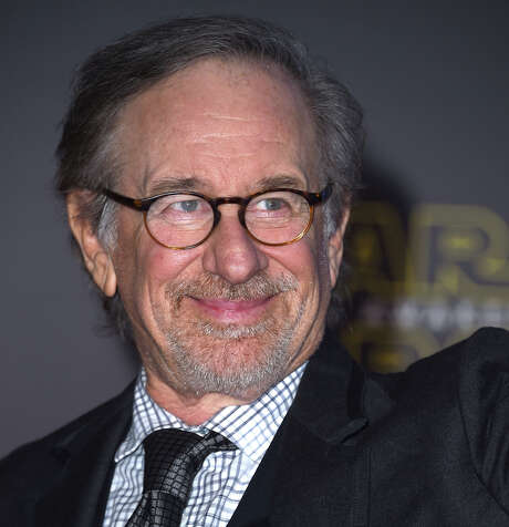 "Steven Spielberg, shown at the premiere of ""Star Wars: The Force Awakens"" in Hollywood, turns 69 on Dec. 18. Photo: Steve Granitz, WireImage / 2015 Steve Granitz"