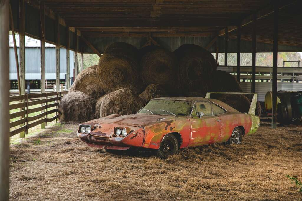 The 1969 Dodge Daytona barn find may get $180,000 at auction - Times ...