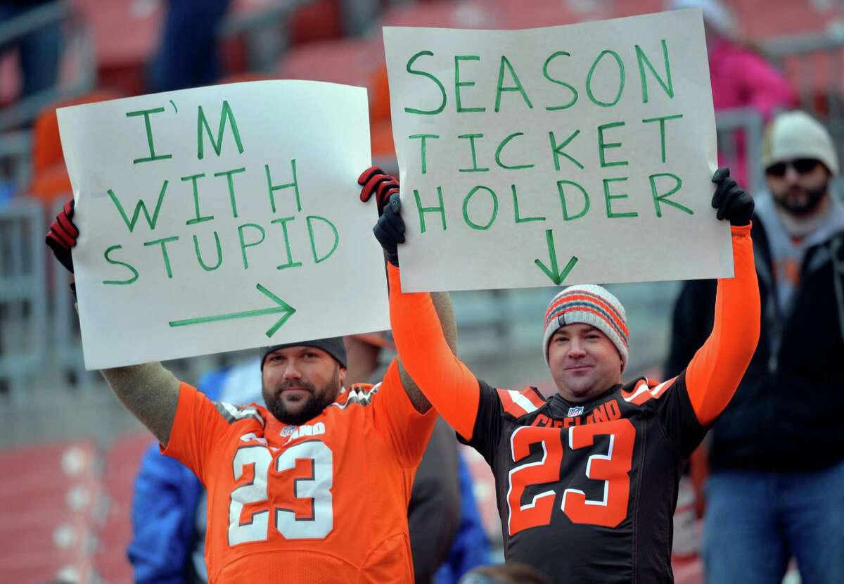 Cleveland Browns Odds to win Super Bowl: 120/1 Odds to win AFC: 80/1