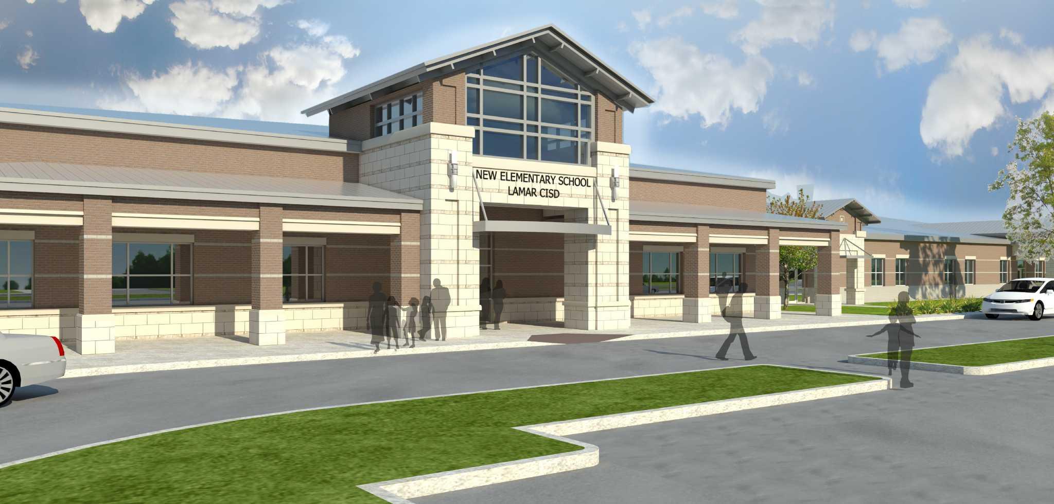 Work underway to build LCISD elementary - Houston Chronicle