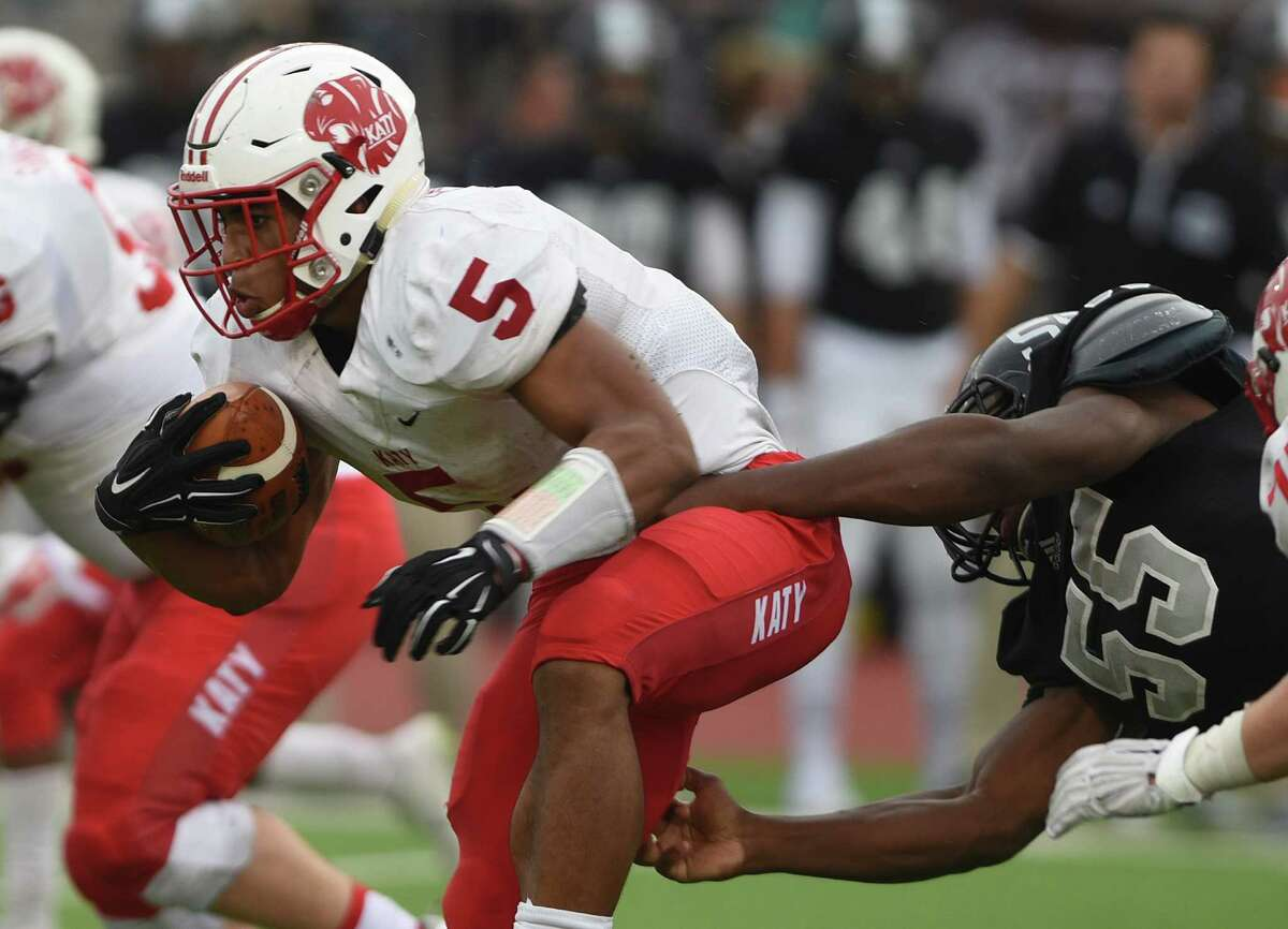 Kyle Porter, RB, Katy With notable offers like TCU, Texas, Oregon and Arkansas, Katy's latest star running back will follow Adam Taylor (Nebraska) and Rodney Anderson (Oklahoma) to the next level.