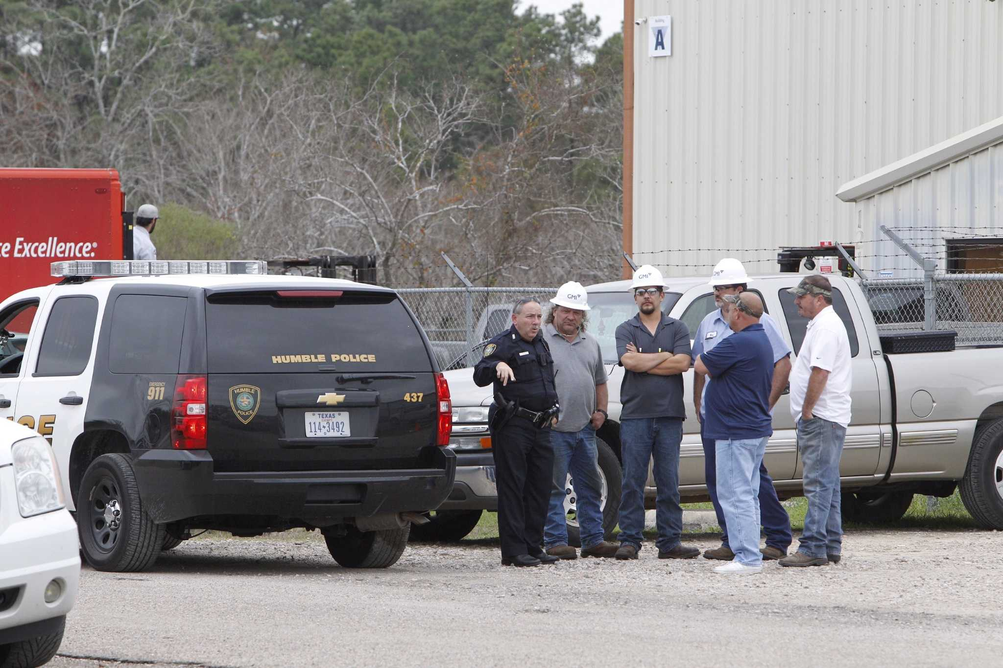 Explosion at Humble industrial plant injures four - Houston