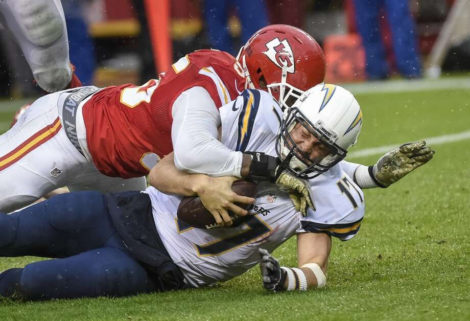 32. San Diego (3-10)   Last week:  30The Chargers have lost eight of nine games. They've lost 10 for the first time since before quarterback Philip Rivers arrived. Photo: Reed Hoffmann, Associated Press