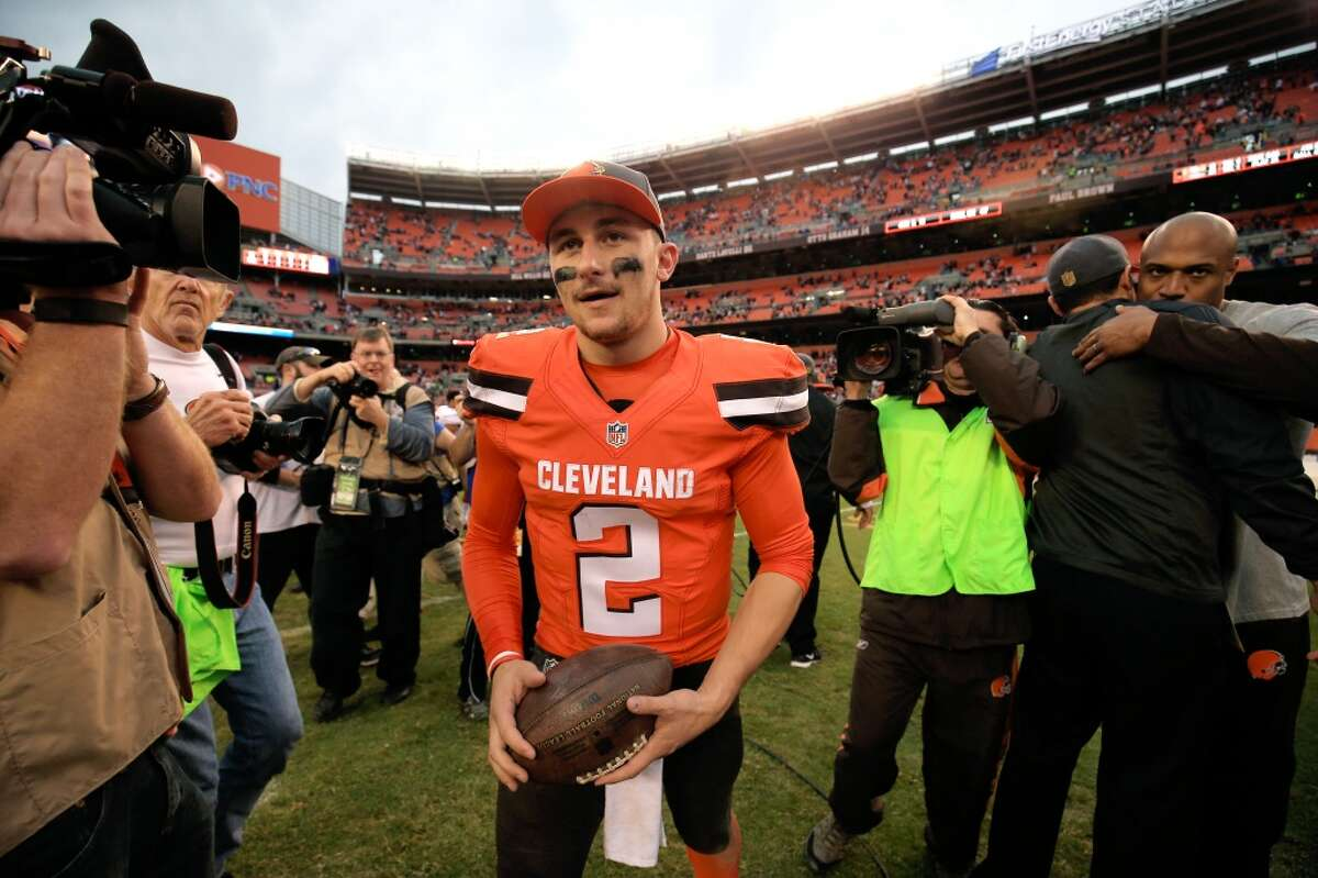 30. Cleveland (3-10) | Last week: 32 Quarterback Johnny Manziel beating San Francisco at home is one thing. Engineering an upset at Seattle is something else.