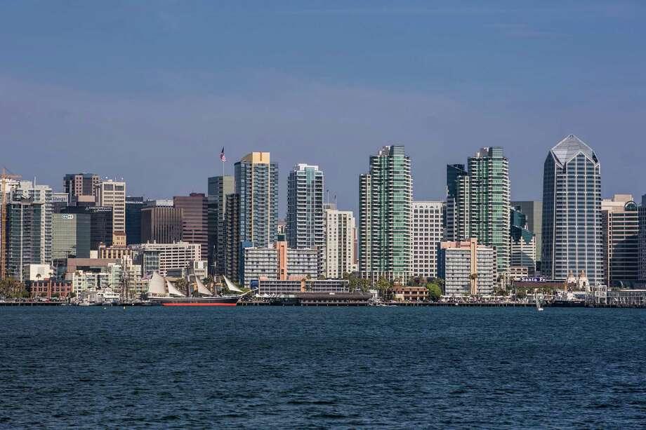 9. San Diego, California Photo: George Rose, Getty Images / 2013 George Rose