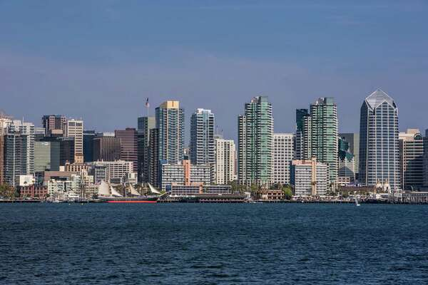 24. San Diego Average amount invoiced in 2015: $84,962