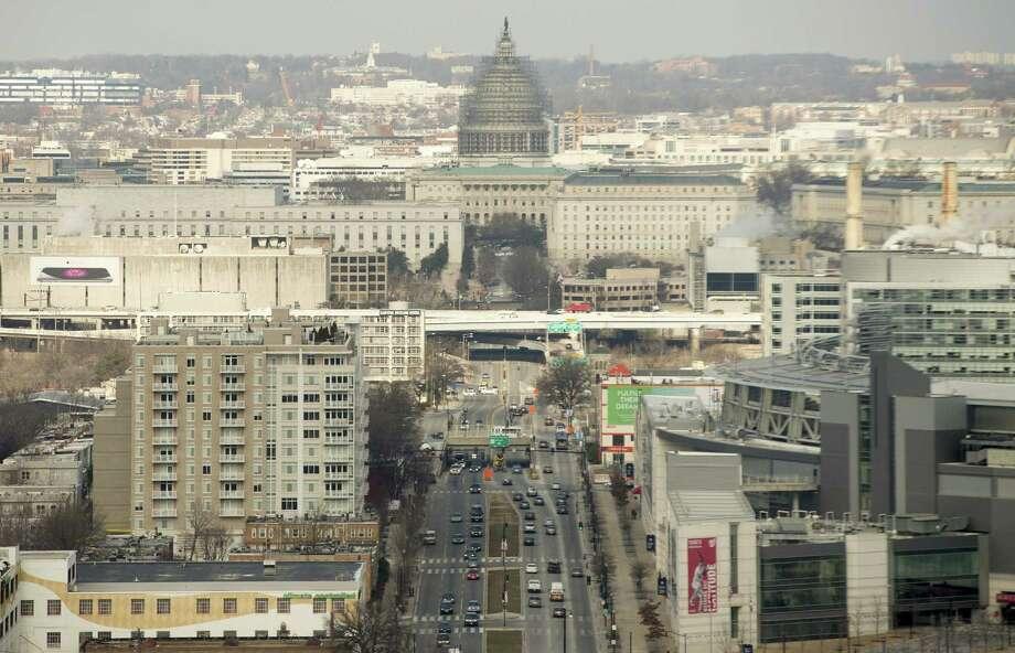 3. Washington D.C. Photo: SAUL LOEB, Getty Images / AFP