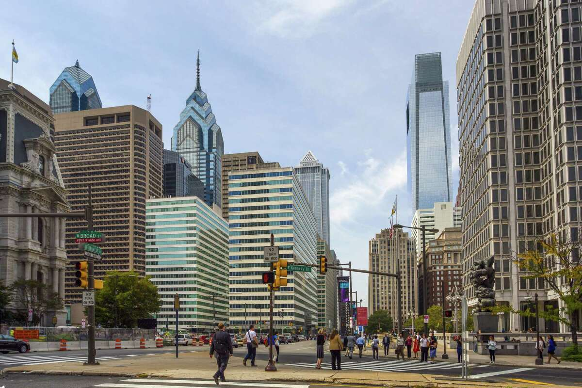 23. Philadelphia, PA Millennial change 2010-2015: 5.5 percent; 29,922 total Source: TIME