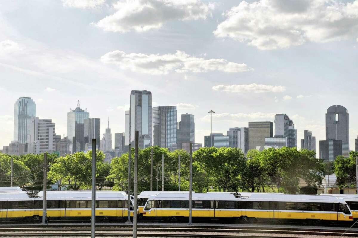 10. Dallas, Texas Invitations sent: 19,861