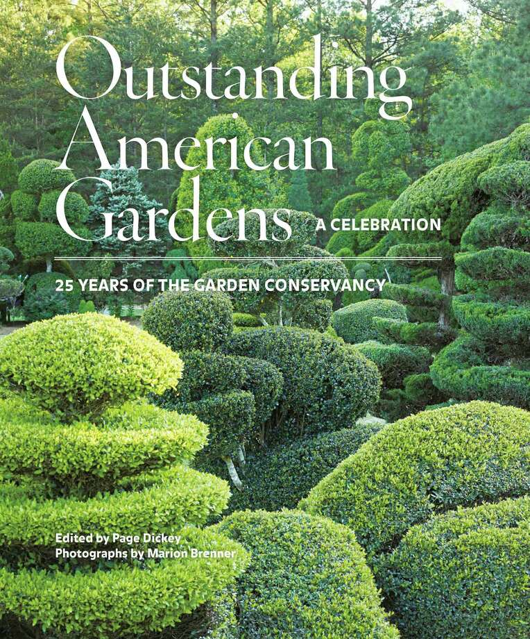 Five Connecticut gardens were selected for Garden Conservancy's Silver Anniversary Book, published by Abrams on September 22, 2015. Available at many local merchants and favorite online retailers, Outstanding American Gardens: A Celebration - 25 Years of the Garden Conservancy, is the perfect gift for the gardener, American history buff, or art lover on your list. Photo: Contributed/Garden Conservancy