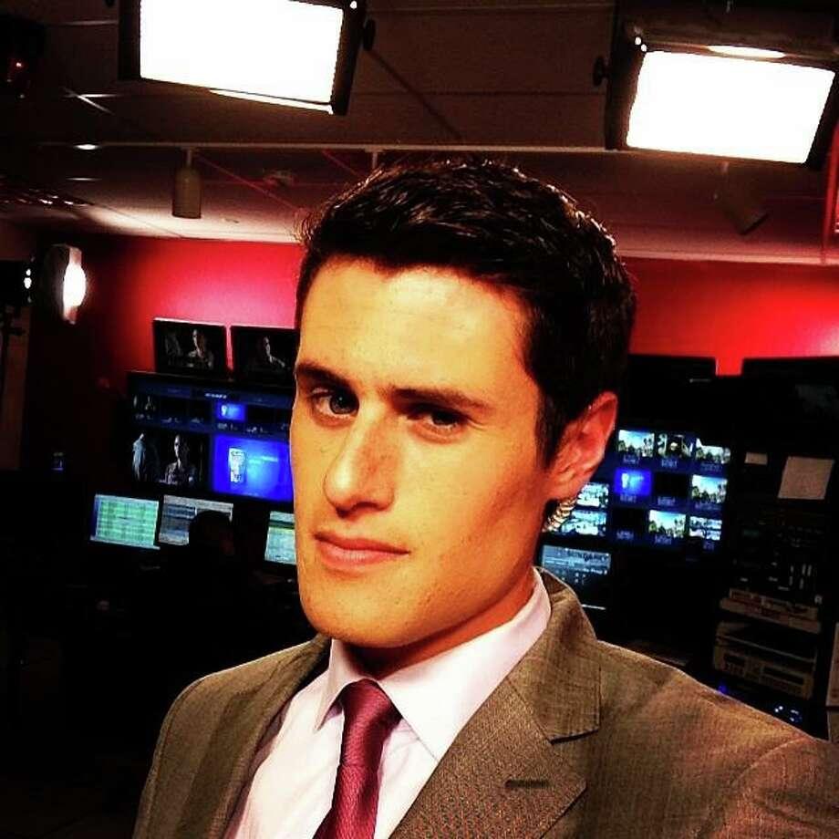 KPRC reporter Jake Reiner.