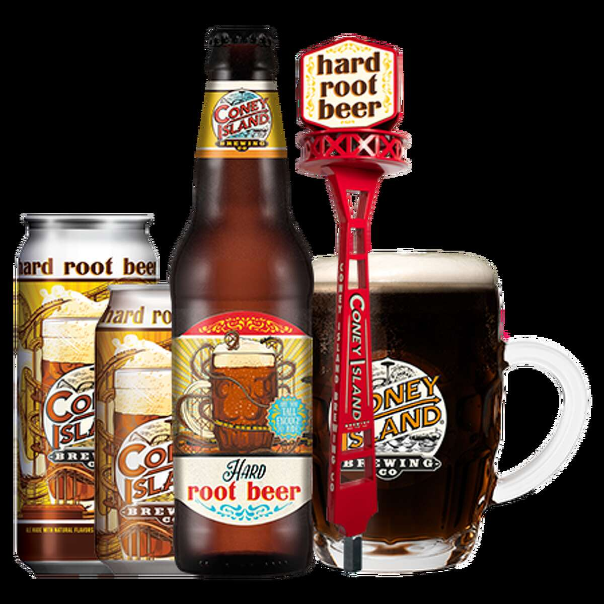 Coney Island Brewing Company, based in Brooklyn, might have the biggest reason to be making an adult version of root beer - not many places seem more deserving of the beverage than a permanent carnival. Flavored with vanilla, licorice, and birch, this variety has an easygoing ABV of 5.8 percent. Buy at Bevmoand local Safeway and Target stores.