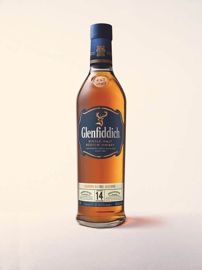 Glenfiddich 14 Year Old: This new expression merges the worldís most awarded single malt Scotch whisky with American spirit. Matured for 14 years in ex-bourbon American Oak casks, the Glenfiddich 14 offers intense flavor of bourbon sweetness with notes of fresh oak and caramel; $49.99. Photo: Glenfiddich