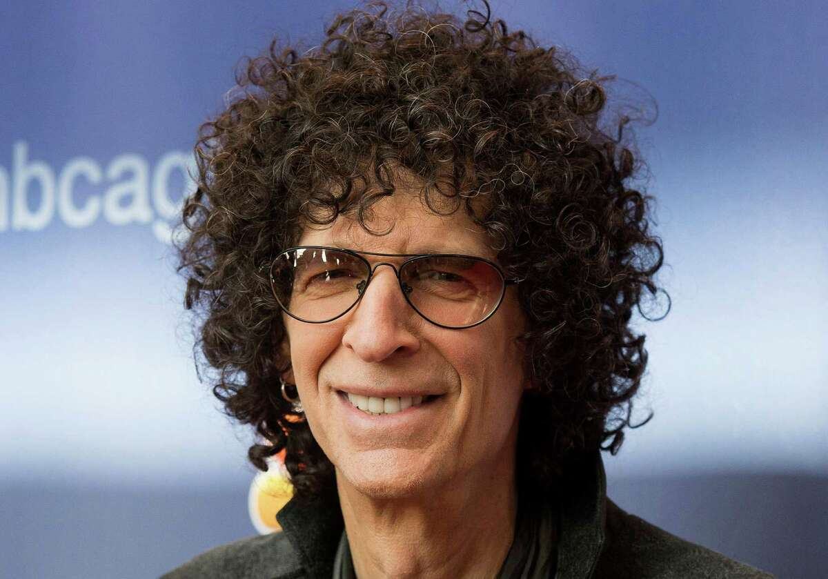 In this March 2, 2015, file photo, Howard Stern arrives at the