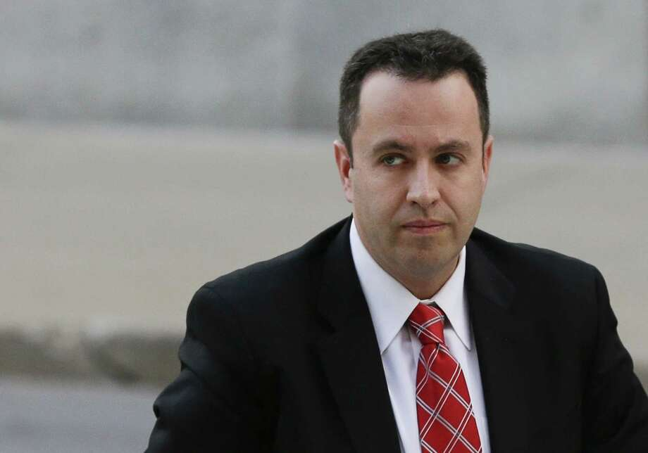 Former Subway pitchman Jared Fogle. Click the gallery to see other pitchman scandals. Photo: Michael Conroy, STF / AP