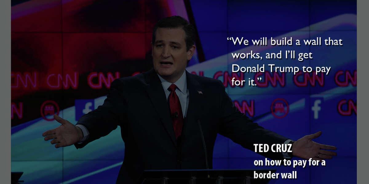 The fifth Republican debate on Dec. 15, 2015 in Las Vegas.