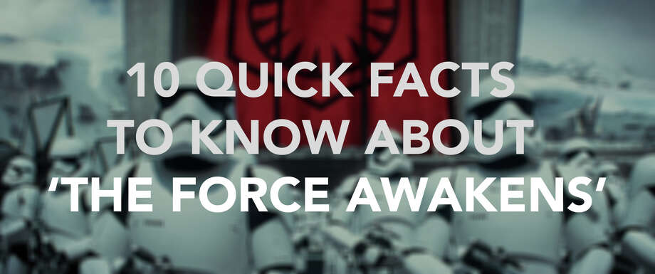 "Scroll through the slideshow for 10 quick, spoiler-free facts to get caught up on ""Star Wars: The Force Awakens."""