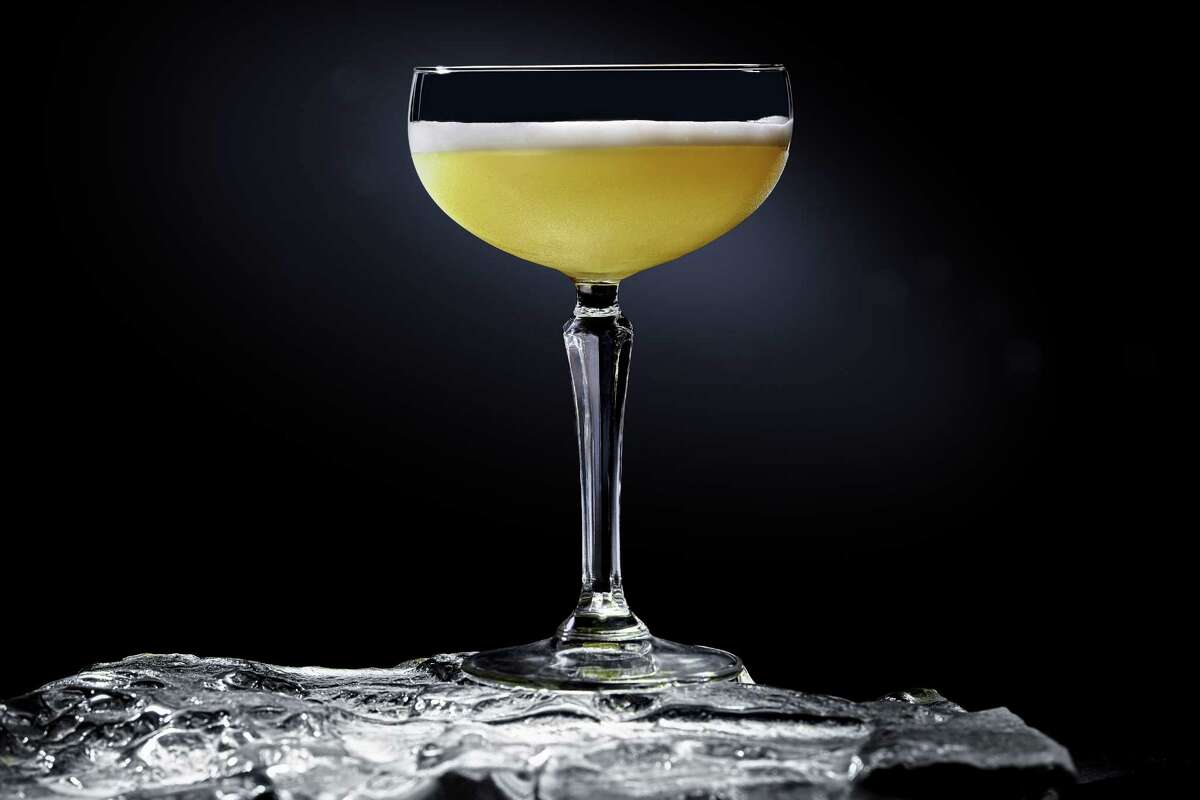 """The Planet Hoth Toddy is a """"Star Wars""""-inspired cocktail made with Bacardi Gran Reserva Maestro de Ron premium rum."""