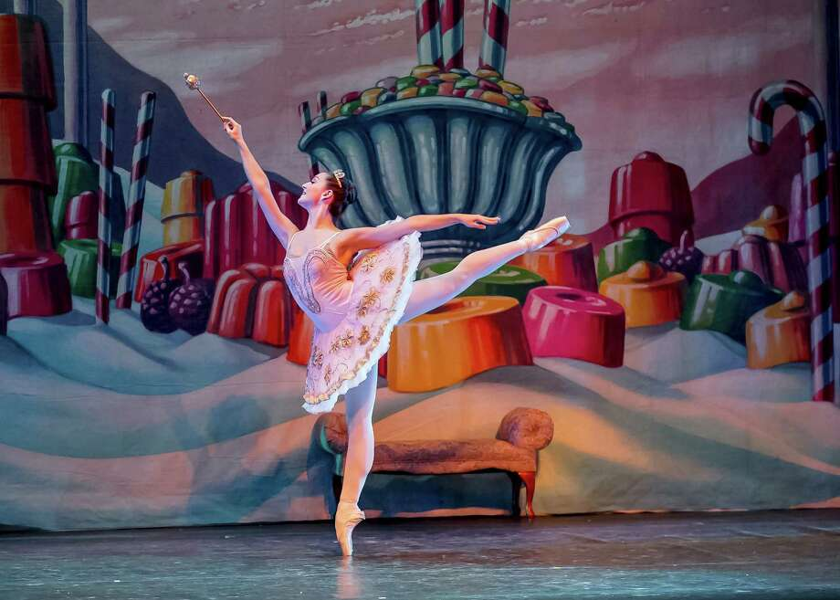 """The Ridgefield Conservatory, celebrating its 50th anniversary, will present """"The Nutcracker"""" at the Ridgefield Playhouse, 80 East Ridge Road, on Saturday, Dec. 19, at 2 and 6 p.m., and Sunday Dec. 20, at 11 a.m. and 2 p.m. Photo: Contributed Photo"""