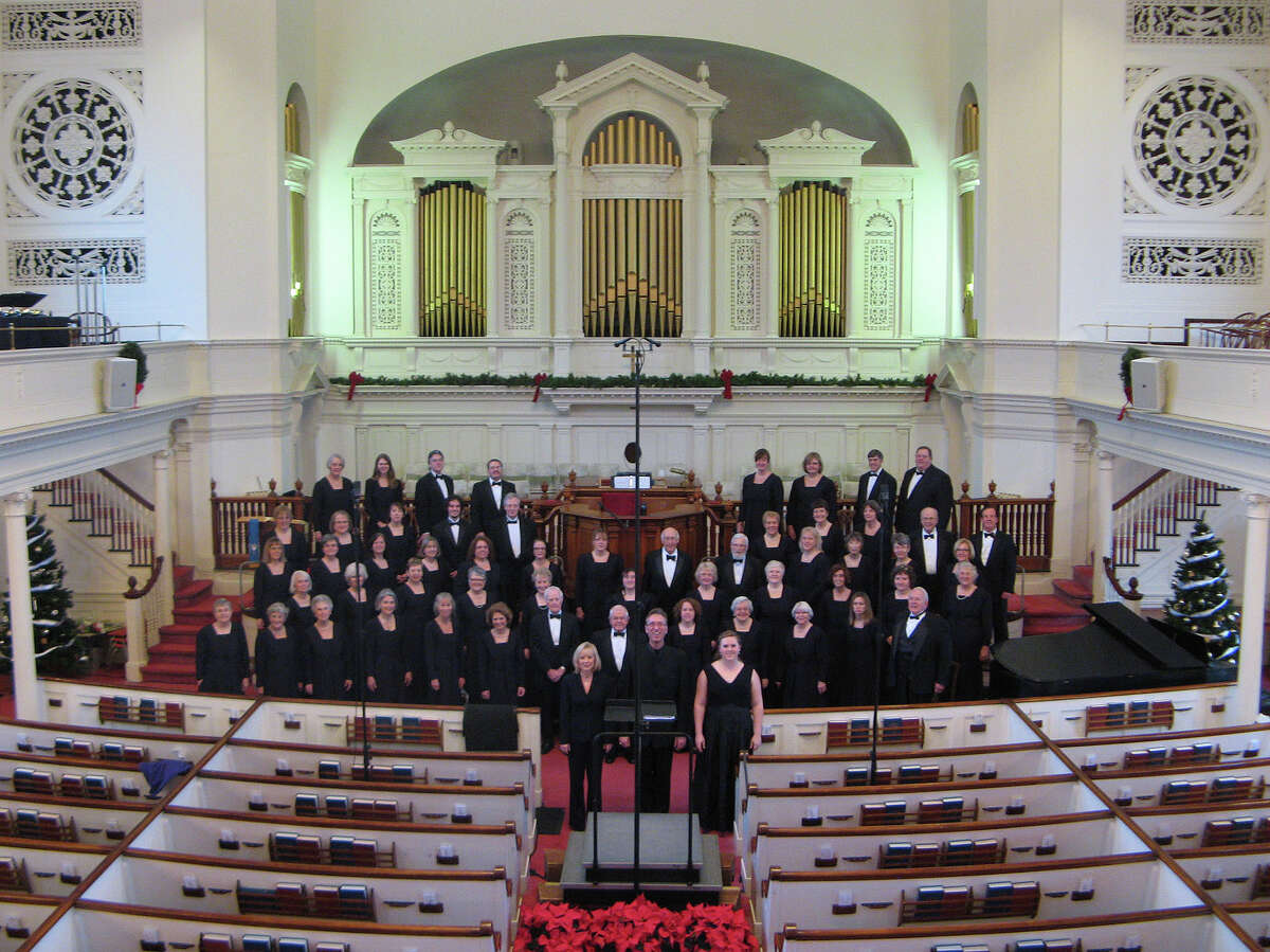 Connecticut Choral Society's two
