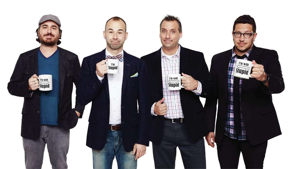 truTV Impractical Jokers  follows four guys as they coerce one another into doing public pranks while being filmed by hidden cameras. Their highly successful tour is a mix of stand-up, never-before-seen hidden camera videos, stories and insight. When: Friday, Dec. 16, 6:30 and 9:30 PM. Where: Palace Theatre, 19 Clinton Ave., Albany. For tickets and more information, visit the website.