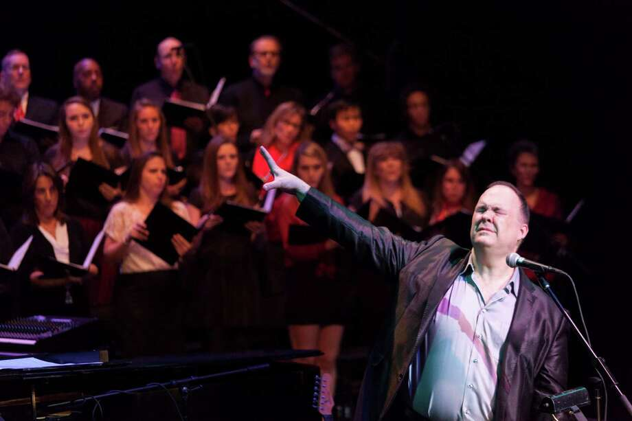 For the 22nd year, Rob Mathes brings his annual holiday concert to The Performing Arts Center, Purchase College (SUNY) on Friday and Saturday, Dec.18-19. Photo: Contributed Photo