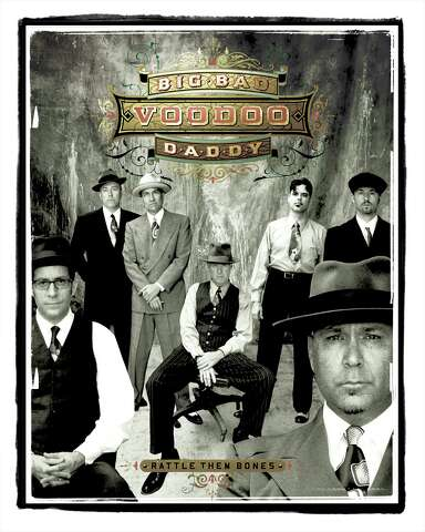 Big Bad Voodoo Daddy Bringing Its High Energy Swing Show To