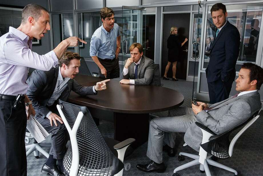 """The Big Short"" finds intelligent amusement in the financial crisis. Photo: Jaap Buitendijk, Associated Press"