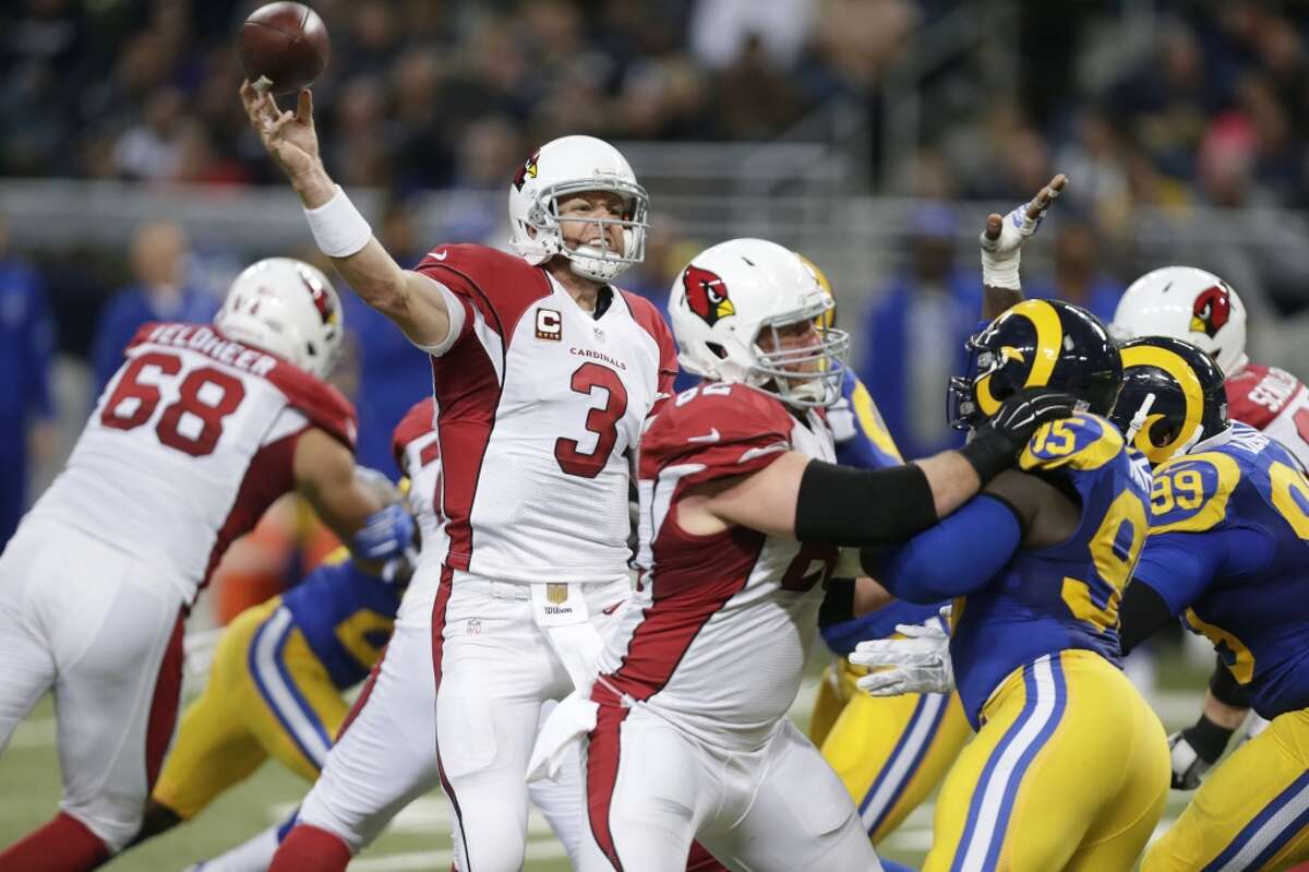 Arizona With the 11-2 Cardinals on the cusp of delivering one of the greatest seasons in franchise history - and it's a franchise that dates to the 1920s - Cardinals disappointments have been negligible, save for an early aberrant loss to the Rams at home.