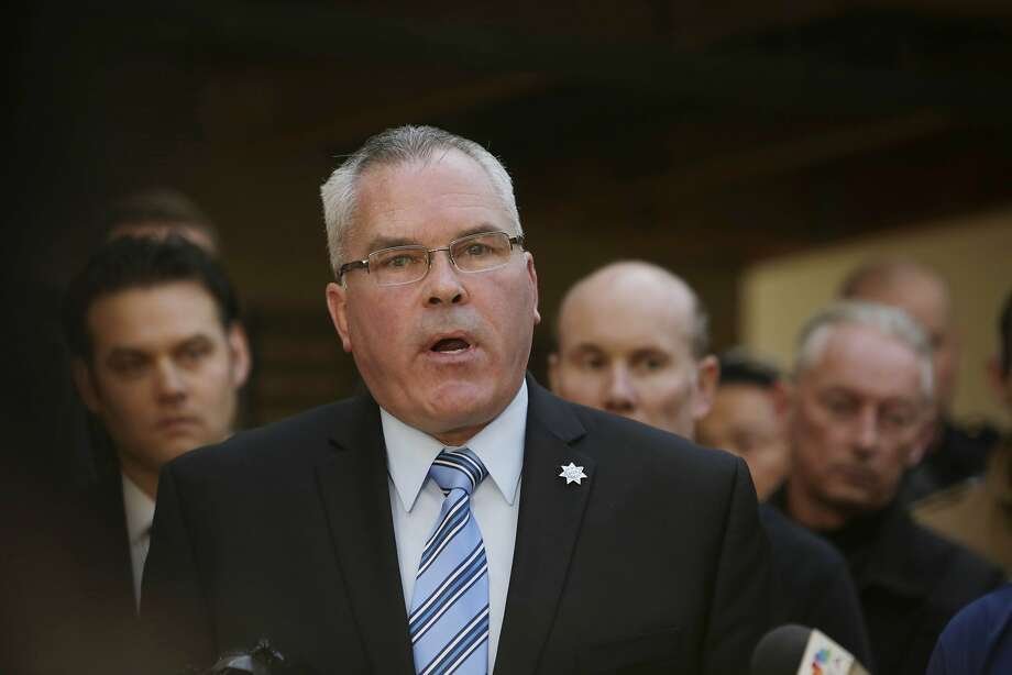 Martin Halloran, San Francisco Police Officers Association president 