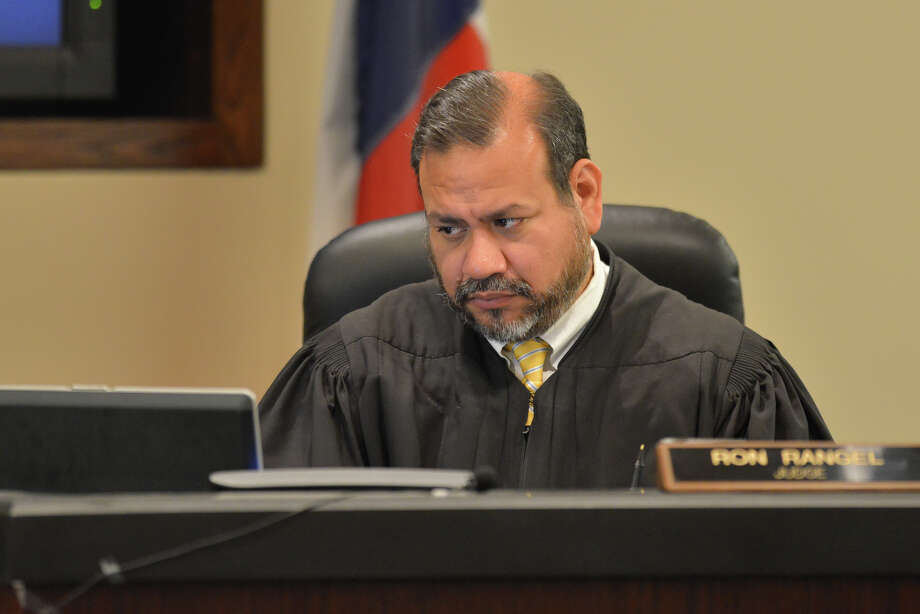 File Photo-District Judge Ron Rangel has filed an order sharply criticizing the conduct of former District Attorney Susan Reed and her office in the Calvin Day sexual assault trial, which is ongoing this week. Photo: Robin Jerstad, Freelance
