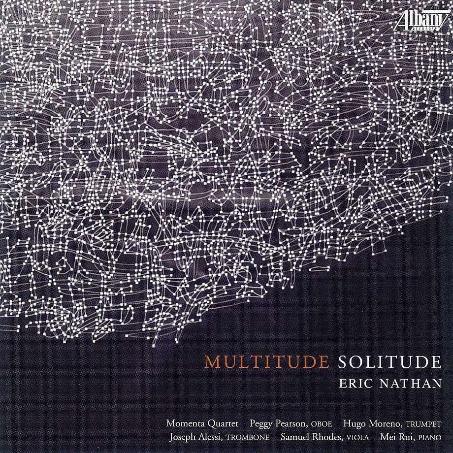"Eric Nathan, ""Multitude, Solitude"" Photo: Albany Records"