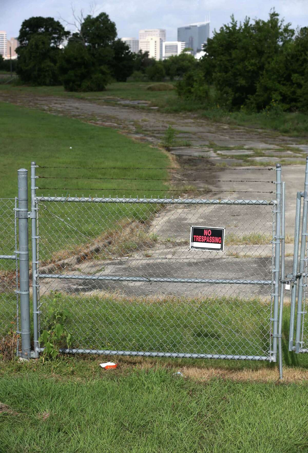 2. Houston Community College - Allegations of misspent money on unused property, improprieties involving contract decisions andother issues plagued HCC's board of trustees. A vacant lot shown near Texas 288 and North MacGregor Way bought, sold and bought again by Houston Community College.