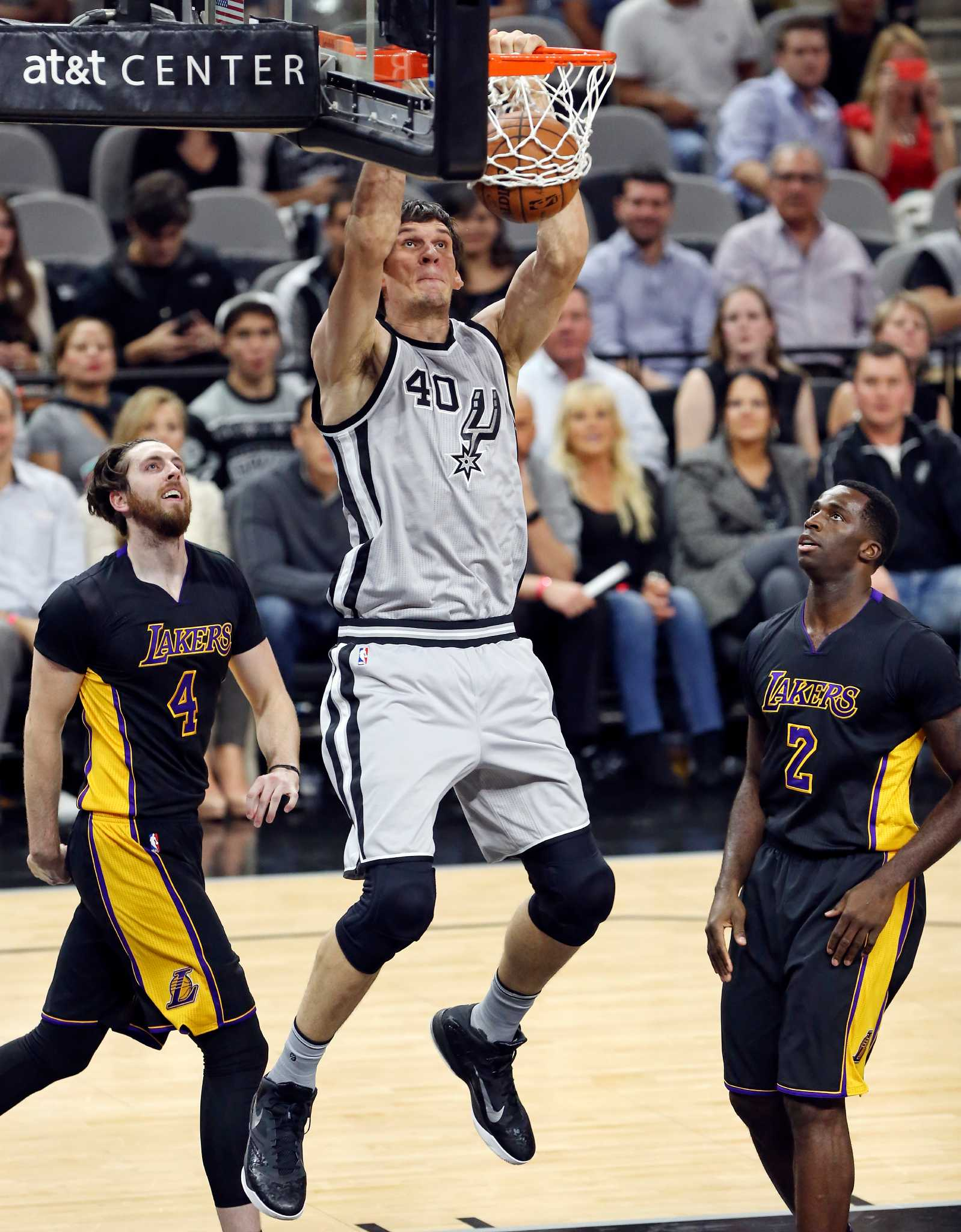 Boban Marjanovic Continues To Flash Potential With Big December