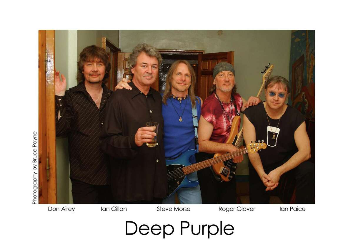 The group doesn't deserve the honor, but Deep Purple is headed for the Rock and Roll Hall of Fame.