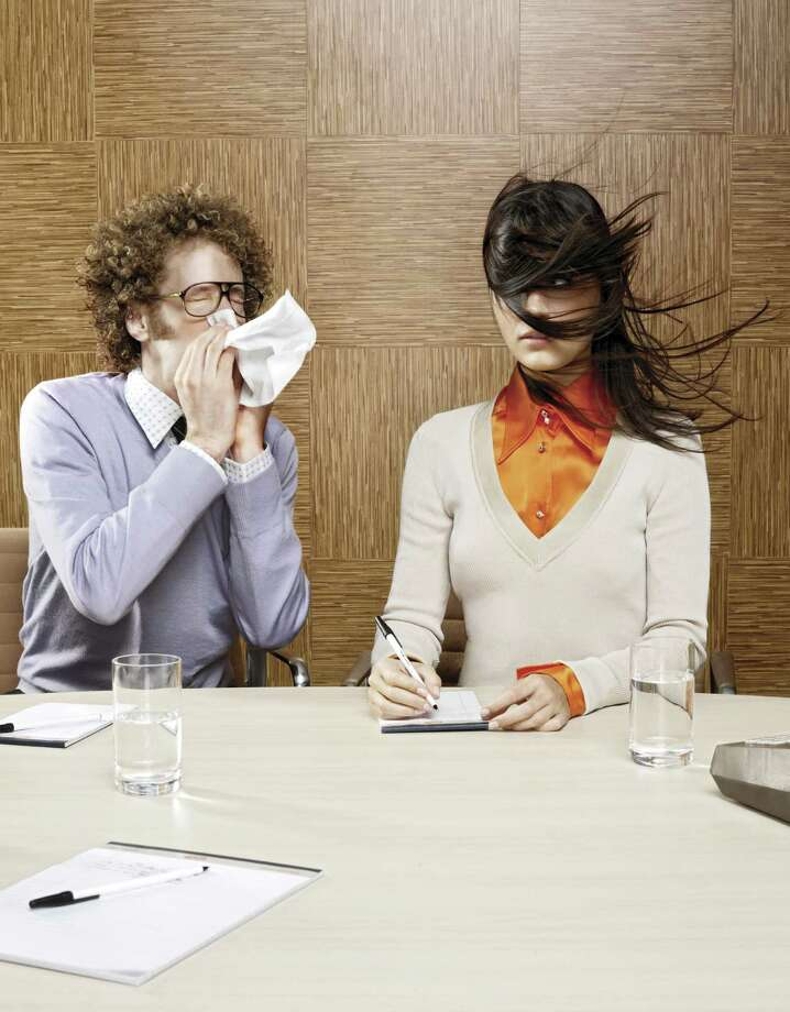 "LanguageEvery time someone says ""Gesundheit"" to a sneeze, it bears witness to the fact that in the 19th century German was the most widespread non-English language in America. Photo: Zachary Scott, Getty Images / (c) Zachary Scott"