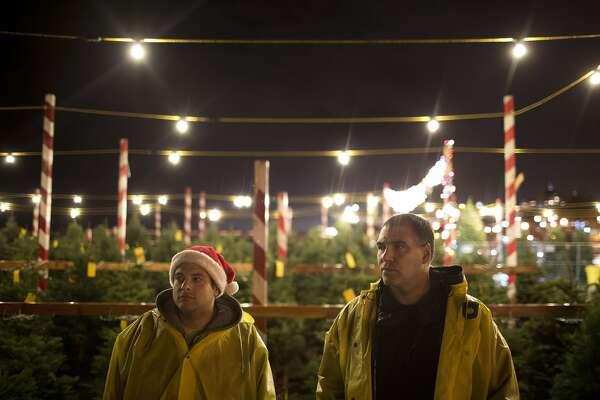 Season of second chances: Delancey Street Christmas tree ...