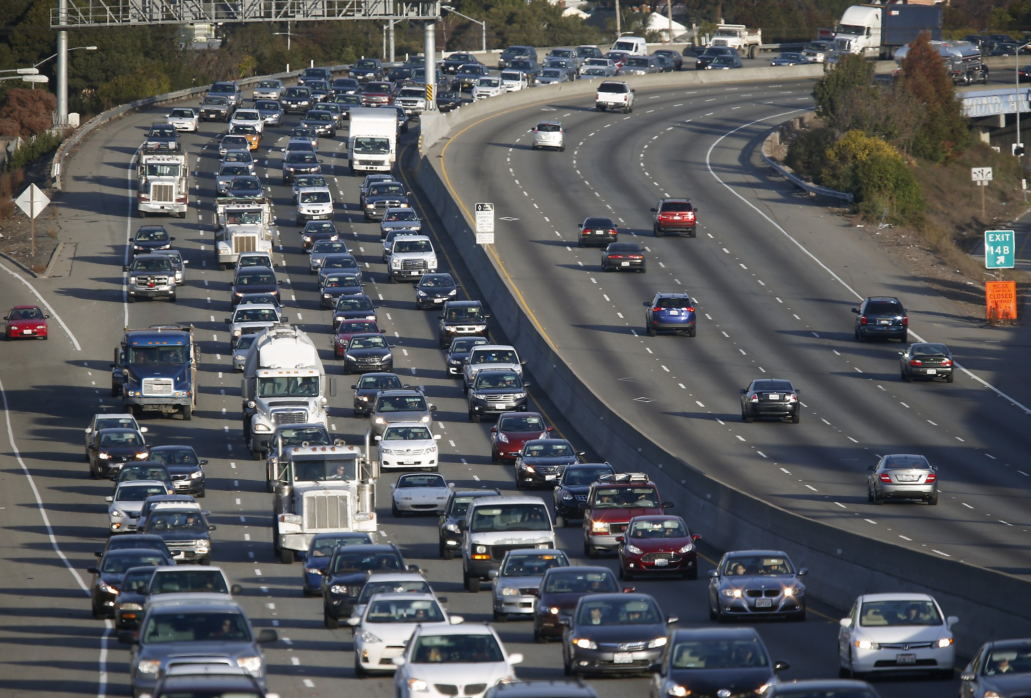 Bay Area S Worst Commute Is Westbound I 80 Sfchronicle Com
