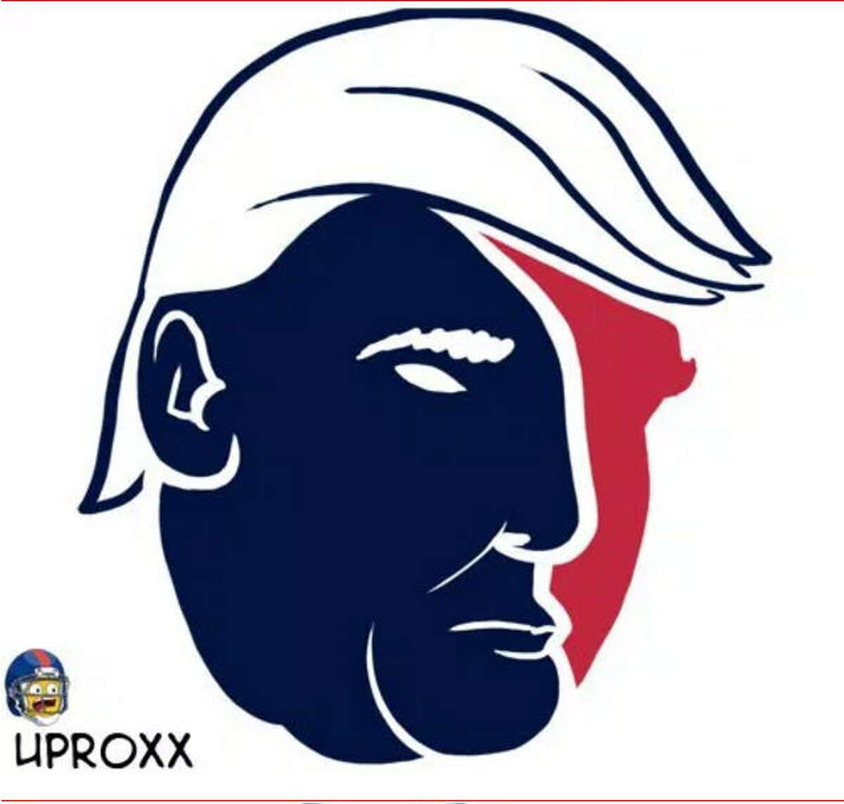Houston Texans as Donald Trump