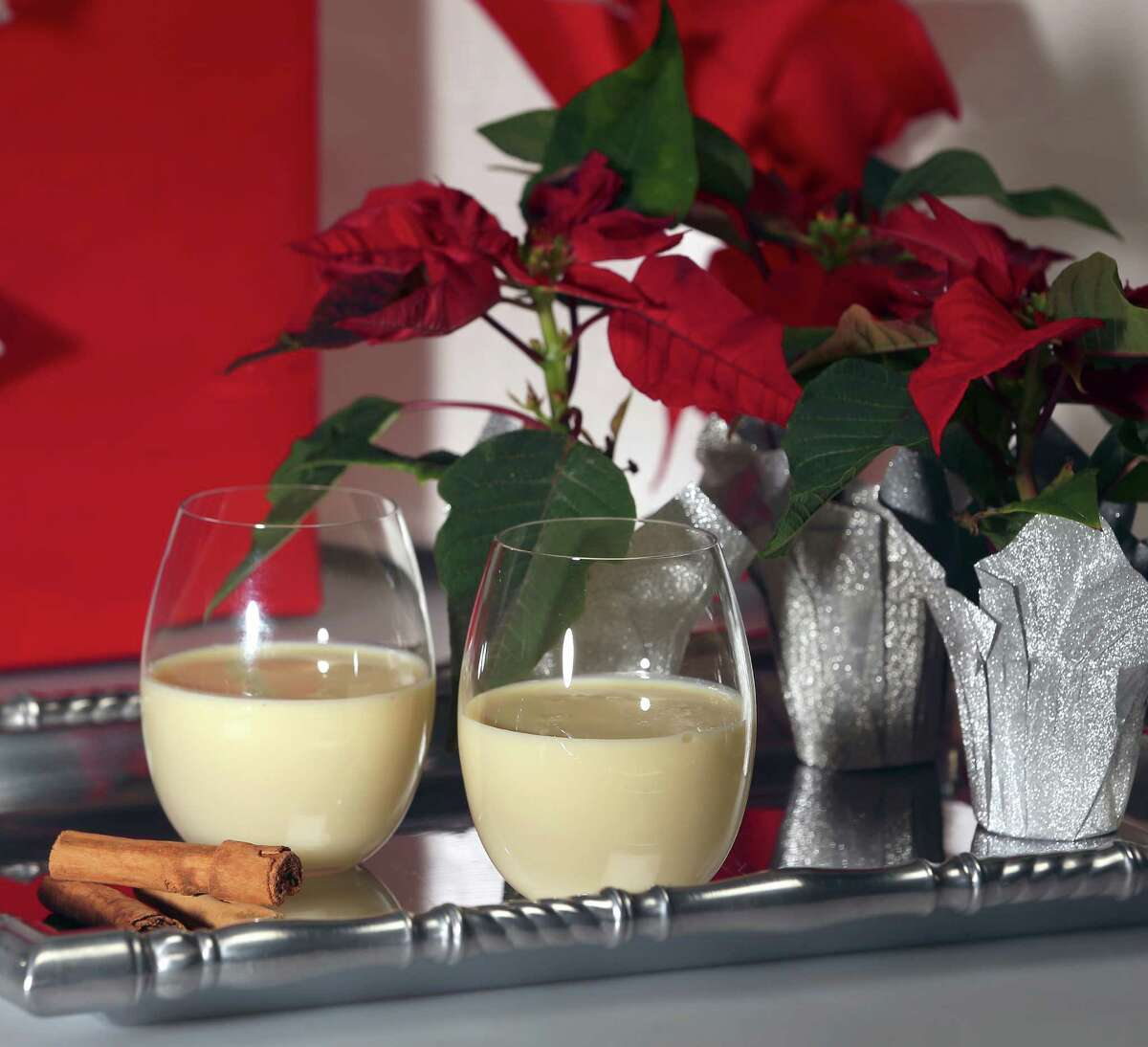 Rompope, traditional drink in Mexico, traces its heritage to colonial-era nuns in the state of Puebla. It's often enjoyed throughout the year, especially around Christmas time.