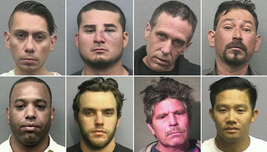 Mugshots: Felony DWI arrests for November 2015 These subjects are among those charged with Felony DWI - 3rd or More by Houston Police for the month of December 2015. Photo: Houston Police