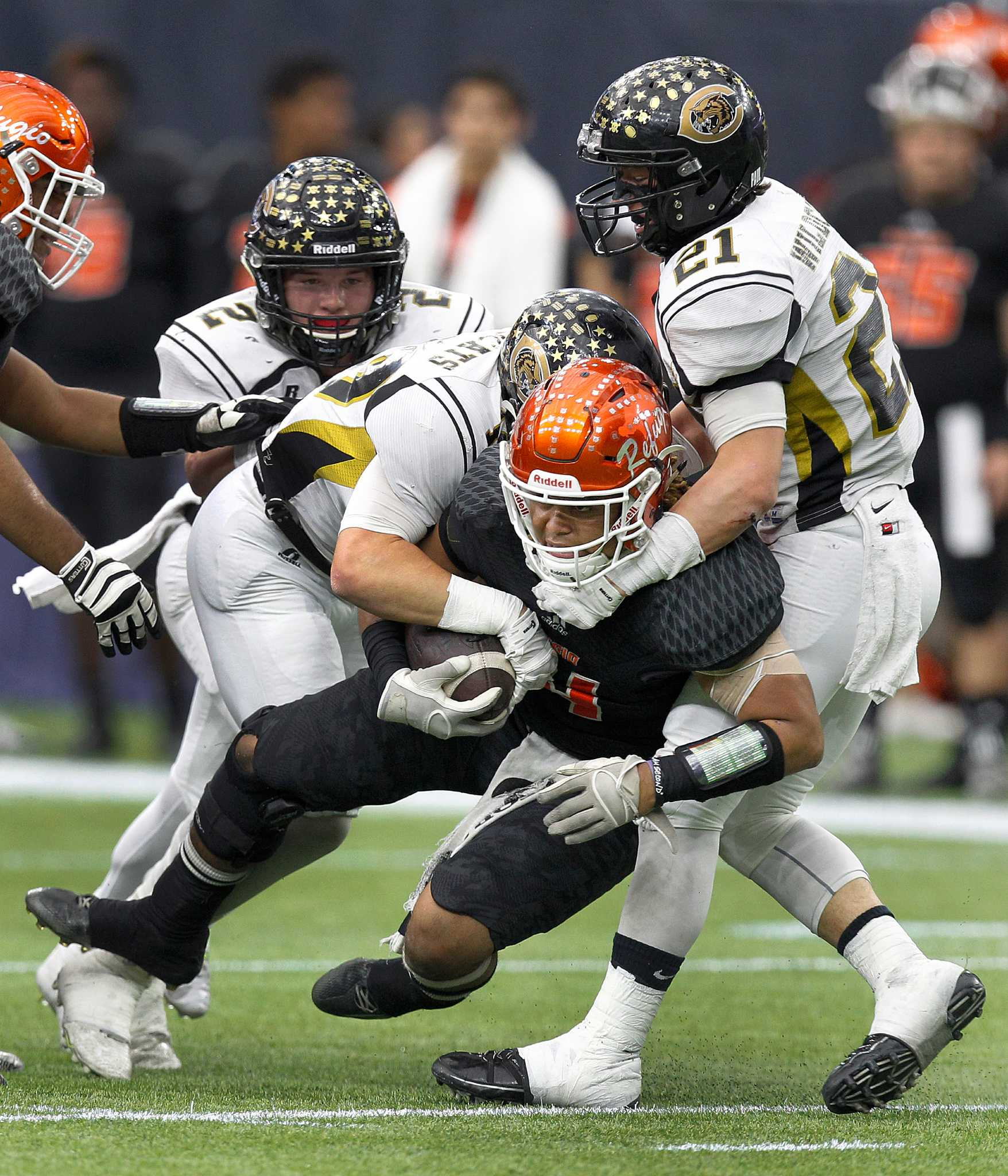 Refugio Coach Dishes Out High Praise To 2a D1 State Champ Canadian