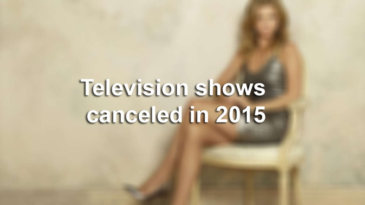 Here's a look at television shows that ended this year.