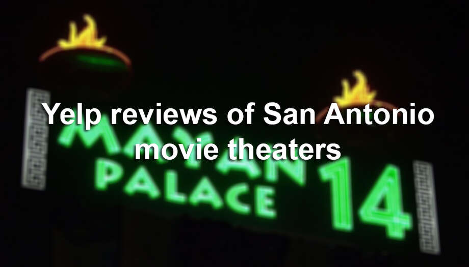 """From over-priced snacks to """"smelly"""" movie theaters to pesky teenagers, Yelp reviewers ripped and raved local theaters.Here is a list of 20 San Antonio theaters with the funniest good and bad reviews, ordered from worst to best rated."""
