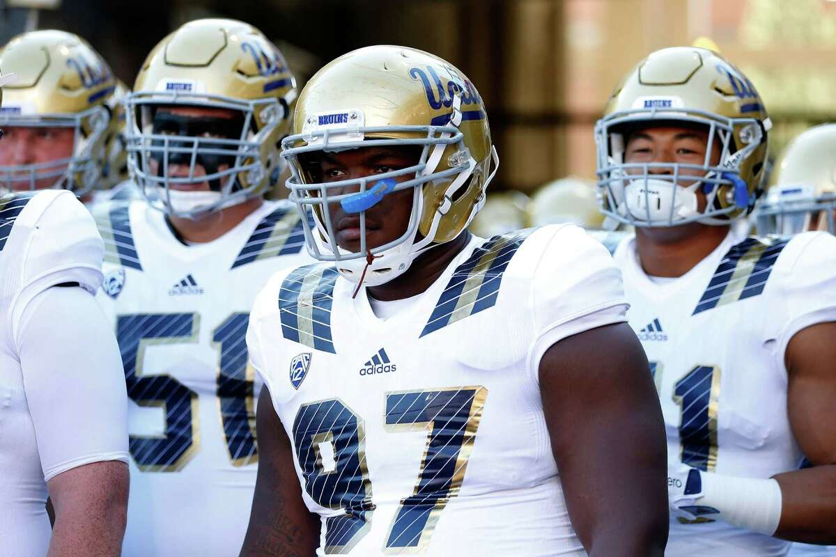 NFLDraftScout.com's Dan Brugler DT Kenny Clark UCLABrugler is thinking along the same lines, but his pick is UCLA's Clark, a